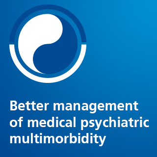 Better management of medical-psychiatric multimorbidity