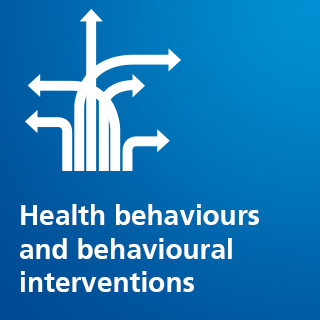 Health behaviours and behavioural interventions
