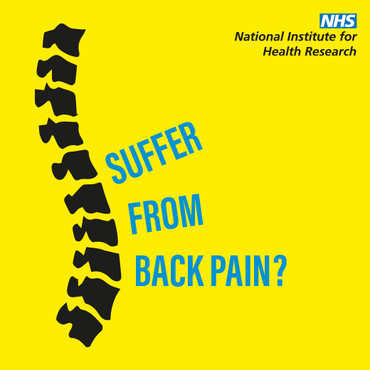 Suffer from back pain?