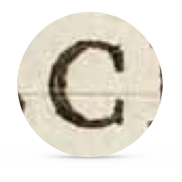 6pt capital C
