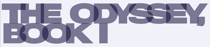 Image of header with overlapping letters