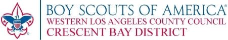 Crescent Bay District, Western Los Angeles County Council, BSA
