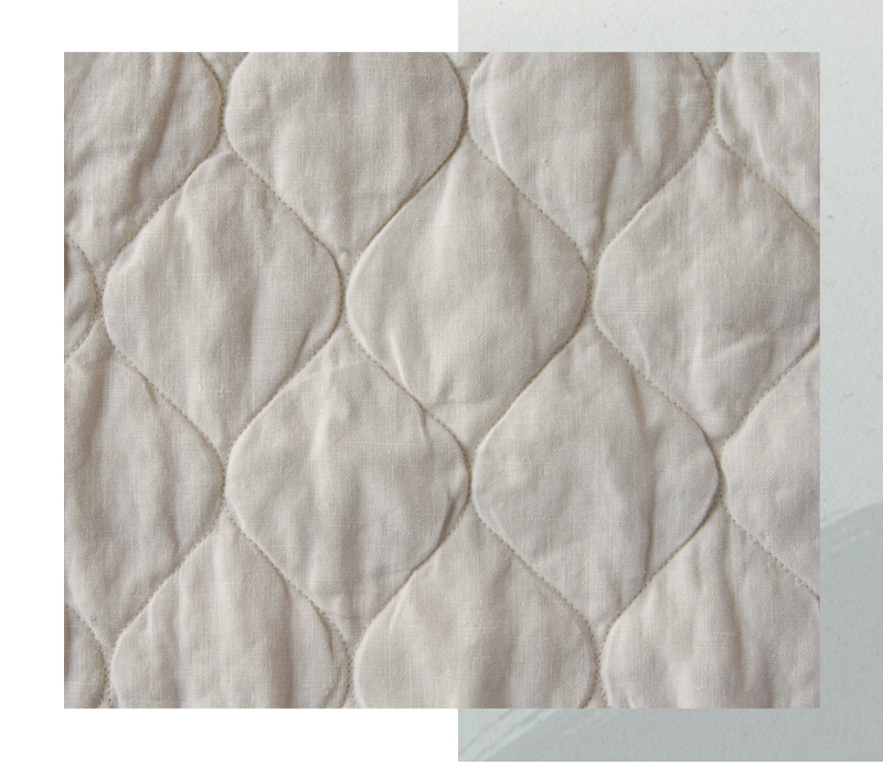 New Textures: Austin Quilted