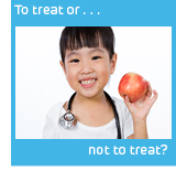 To treat or not to treat - August 2019 Parents PACK