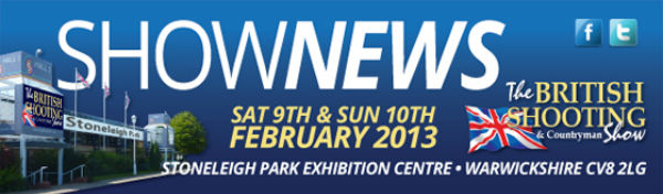 British Shooting Show - Show news!