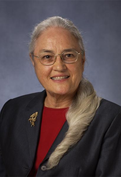 Headshot of Dr. Marigold Linton