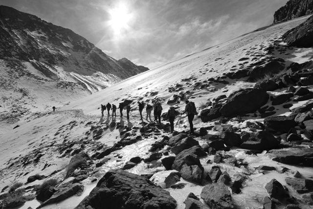 High Atlas Trek to Jebel Toubkal