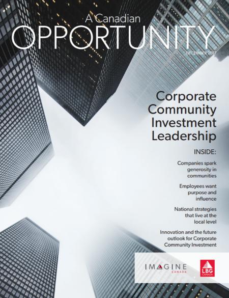 Community Investment Report 2016