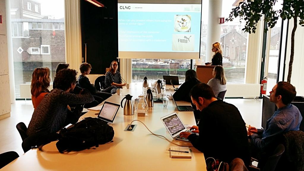 Legal workshop door SOLV Advocaten