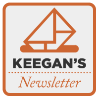 Keegan's Newsletter