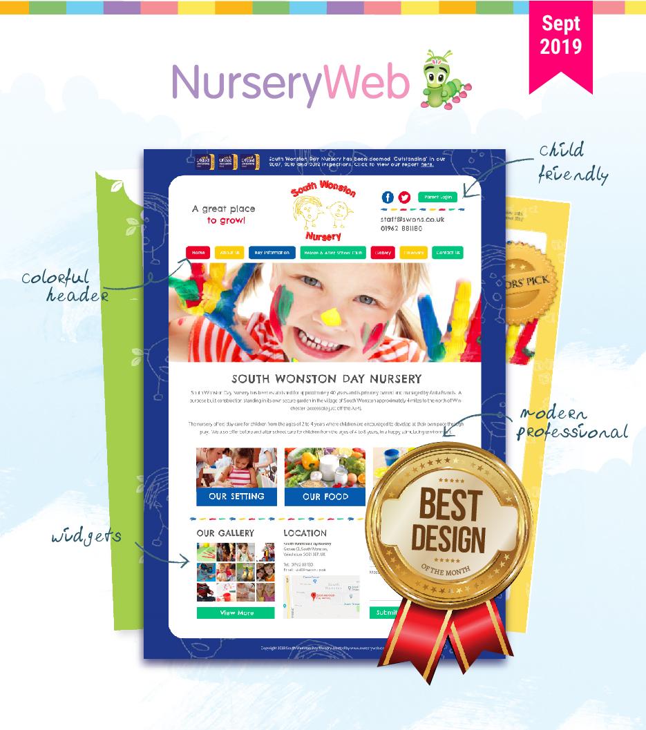 Nurseryweb- Best Designs Of the Month!