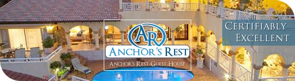 Anchor's Rest - Award-Winning accommodation in Umhlanga!