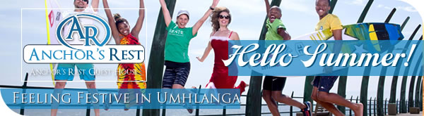 Anchor's Rest - Award-Winning accommodation in Umhlanga!