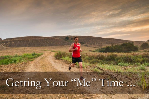 "Getting Your ""Me"" Time"