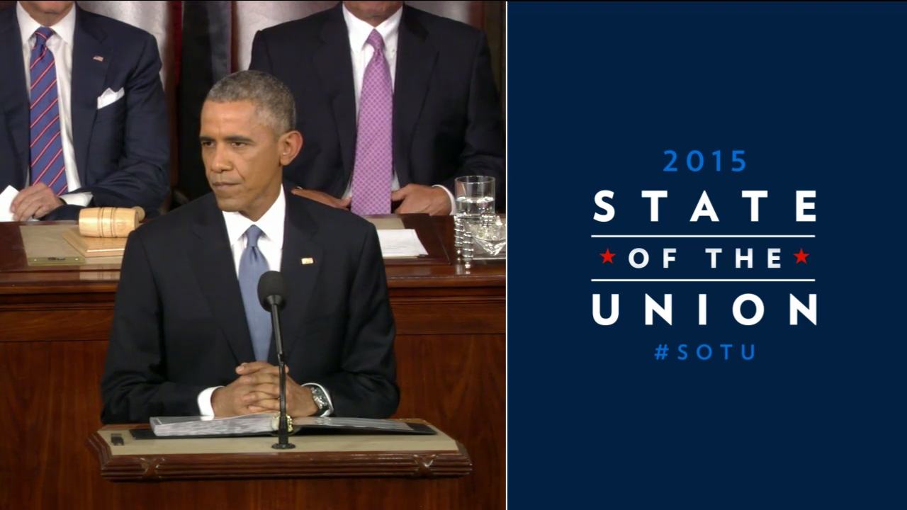 NTU Foundation Analyzed President Obama's 2015 State of the Union Address
