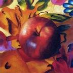 Luscious, Still Life oil painting