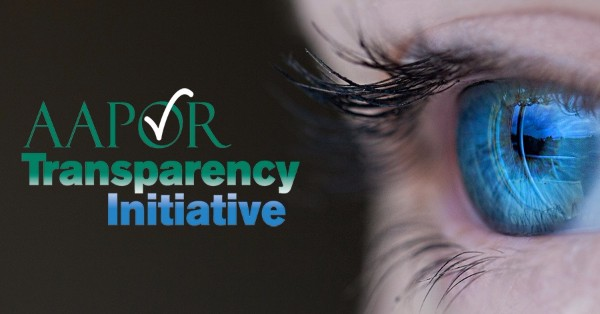 NRC and the AAPOR Transparency Initiative