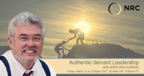 Authentic Servant Leadership