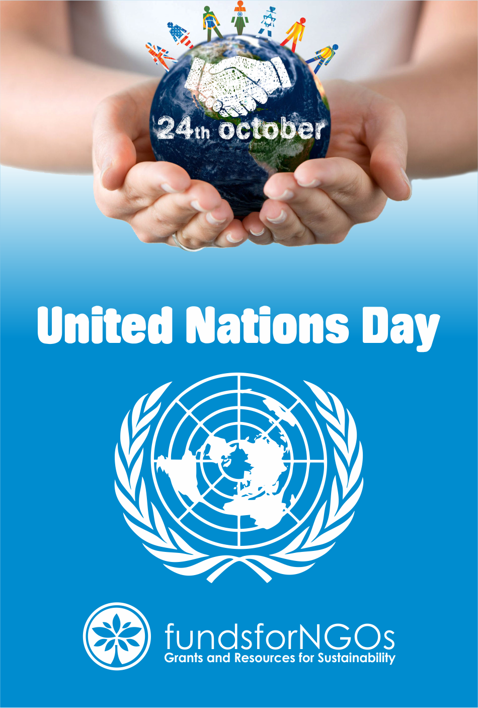 """Celebrating the UN Day 2019: Download PDF on """"The Most Prominent Open & Upcoming Funding Opportunities"""