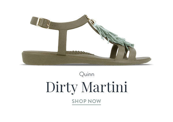 Oka-B Quinn Sandal Dirty Martini