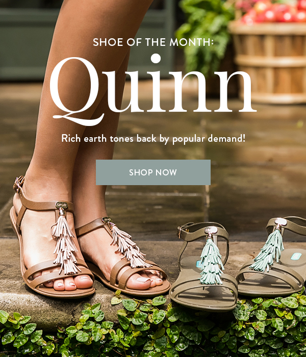 Oka-B Quinn Shoe of the Month
