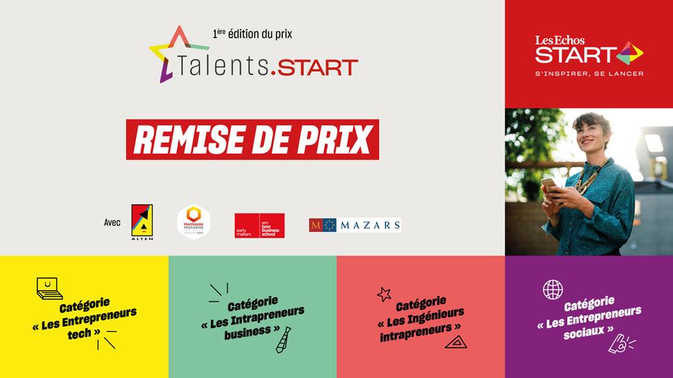 Talents Start