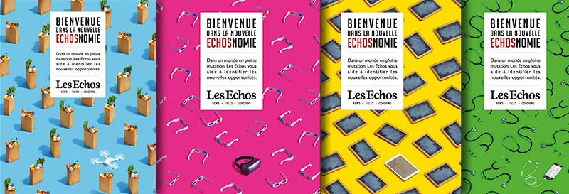 Campagne Les Echos