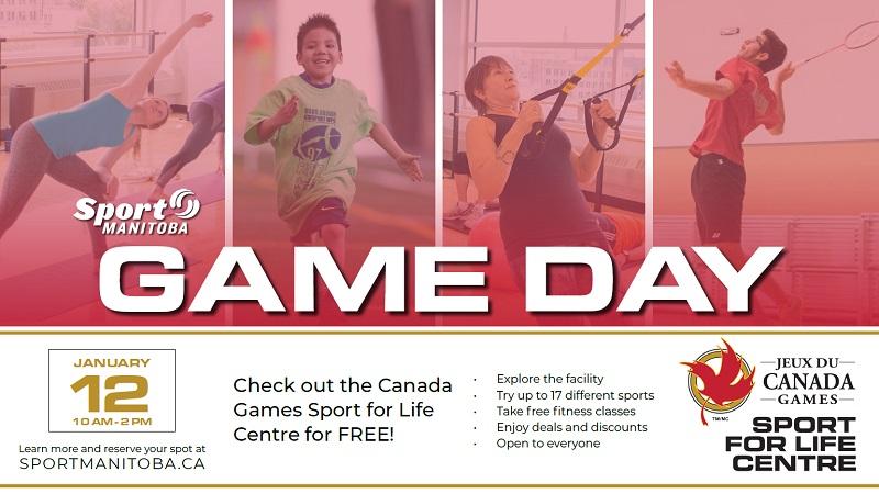 Sport Manitoba Game Day