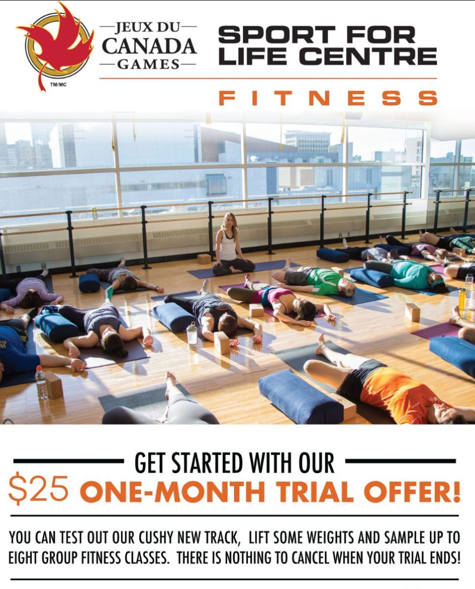 Fitness Centre One Month Trial