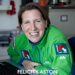 Felicity Aston