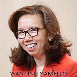Wan Ling Martello