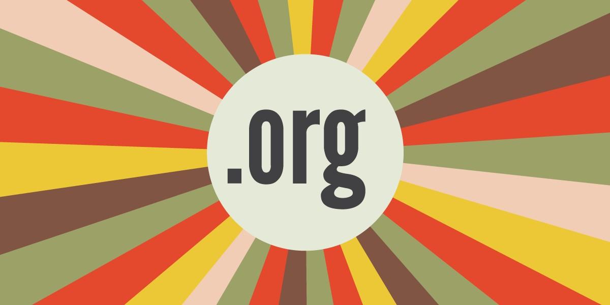 [行動] 為何科技濃湯要連署 #SaveDotOrg 活動?