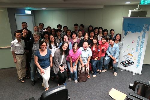 2015 CEO交流研討會(下)— 聯合勸募與微軟
