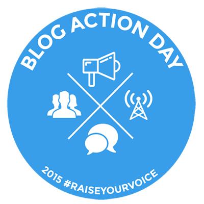 2015 部落格行動日:弱勢聲音的相串連