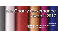 Charity Governance Awards 2017 logo