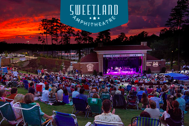 Coming to Sweetland this Spring 🎶 Sweetland Amphitheatre at Boyd Park