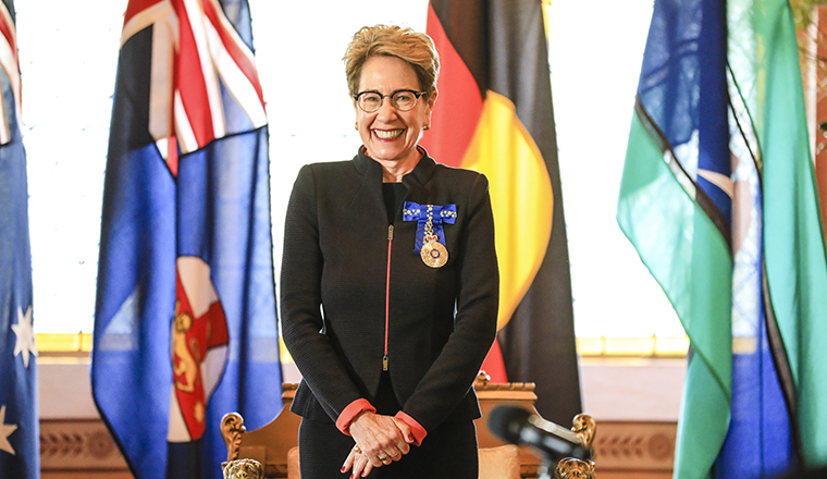 Her Excellency the Honourable Margaret Beazley AO QC