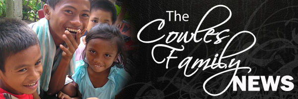 The Cowles Family News