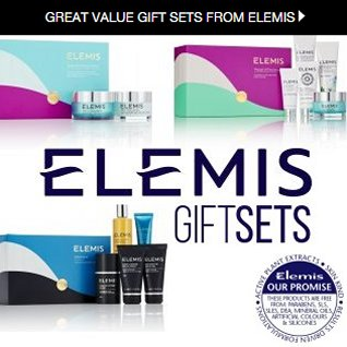 Get your great value Elemis Spa at Home gift sets now - why wait until Christmas, when you can pamper yourself at home now!