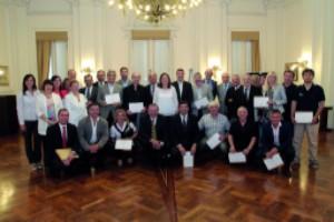 Comite Ejecutivo CEyS Rosario