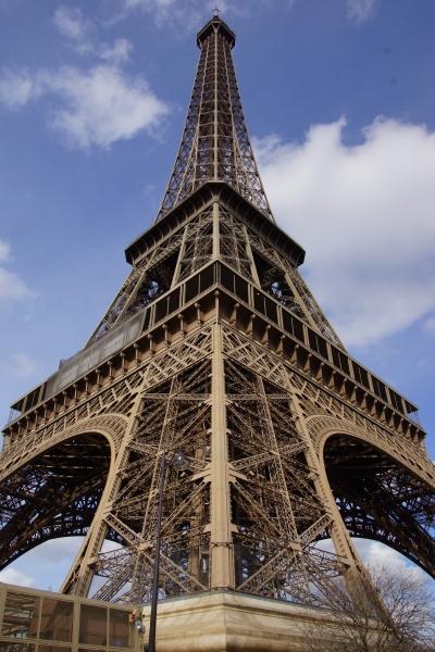 Eiffelturm, Paris (Foto: Nicolas Janberg)