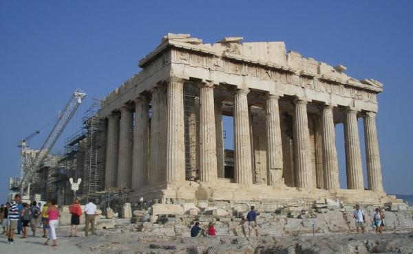 Parthenon, Athens (Photo: Wladyslaw Sojka / CC-BY-SA 3.0)