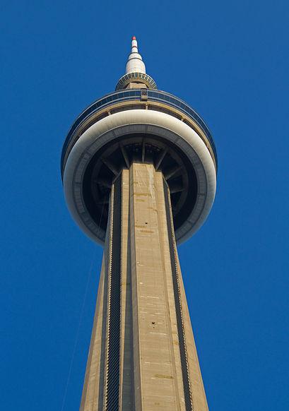 CN Tower, Toronto (Foto: Tony Hisgett/flickr; CC-BY-SA 2.0)