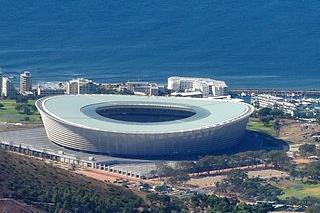2009: Kapstadt-Stadion, Südafrika