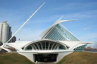 2001: Milwaukee Art Museum, USA