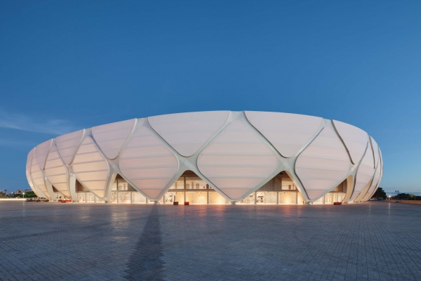 Arena da Amazonia, Manaus, Brazil (photo: Marcus Bredt / schlaich bergermann und partner)