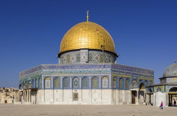 Dome of the Rock, Jerusalem (photo: Andrew Shiva / CC-BY-SA)