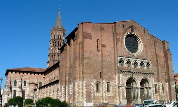 Basilique Saint-Sernin, Toulouse (photo: Jacques Mossot)