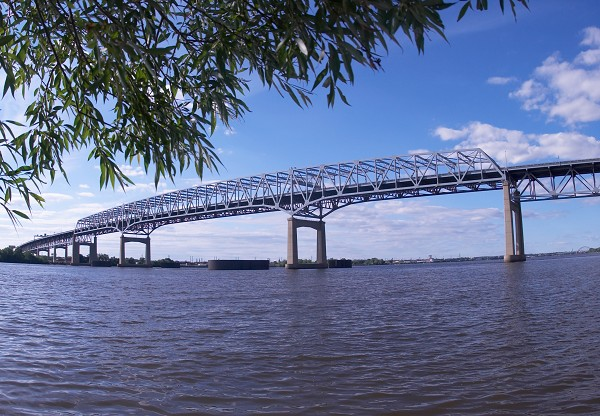 Betsy Ross Bridge (Foto: Ottseetotsee, PD)