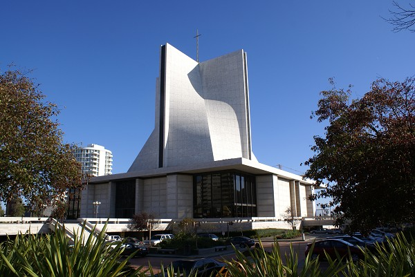 Cathedral of Saint Mary of the Assumption, San Francisco (Foto: Nicolas Janberg)